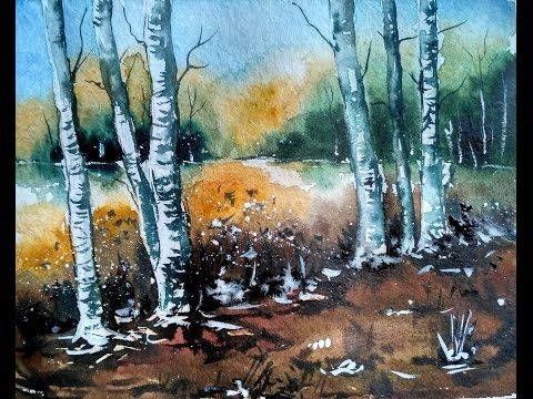 664 best Watercolor Landscapes images on Pinterest | Watercolor ...