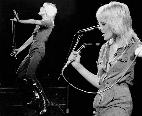 Cheri Currie. Hello, Mom...