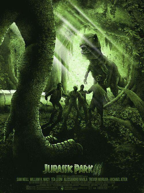Jurassic Park ( Volume 3 )