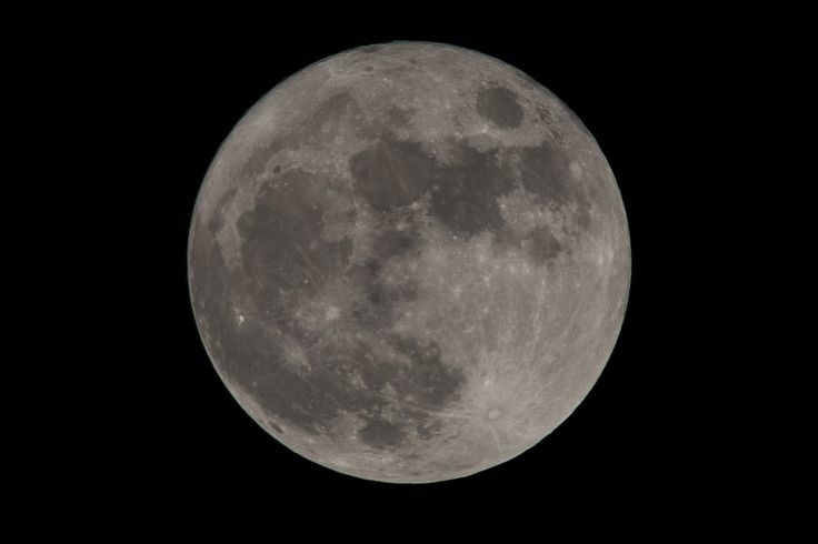 The December full moon falls on Christmas for the first time since 1977 - The Washington Post
