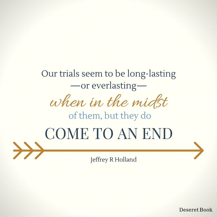 """Thought from the book """"For Times of Trouble: Spiritual Solace from the Psalms,"""" by Jeffrey R. Holland. #lds #sharegoodness"""
