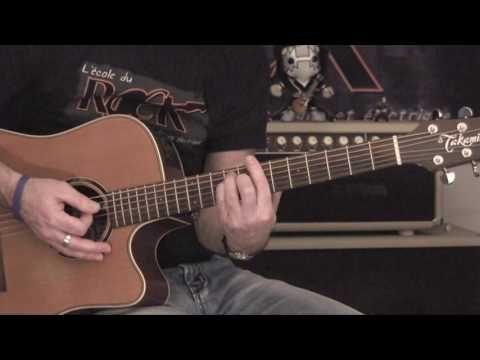 Les 7 rythmes à la guitare acoustique - YouTube