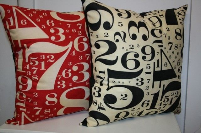 Toss Pillow Cushion Cover 16 Inches x 16 inches - Moda Cosmo Cricket
