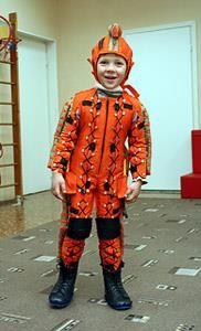 Детский церебральный паралич костюм адели