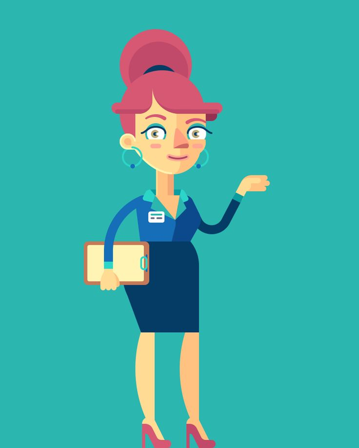 #character #flat_illustration Characters1-02
