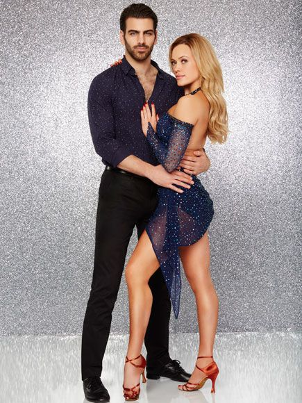 Deaf Model Nyle DiMarco Wows Judges with His Dancing with the Stars Debut