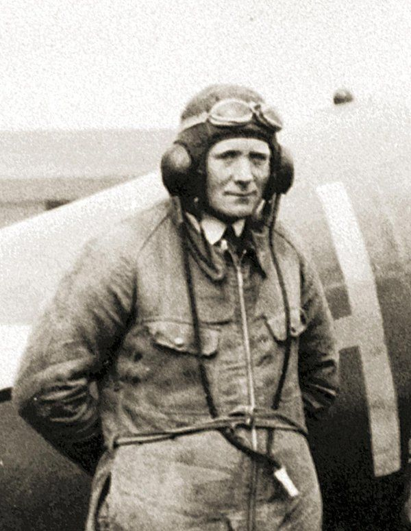 """Acting S/L Mieczysław Mümler took joint command of No 302 Squadron RAF with S/L William AJ """"Jack"""" Satchell at RAF Leconfield on 26 July 1940. Detached to RAF Duxford on 16 September, the 40-year-old Pole claimed a Do 215 over the Thames Estuary in Hurricane Mk I   WX-J at 17.20hrs on 18 September 1940 before rejoining on 26 September."""