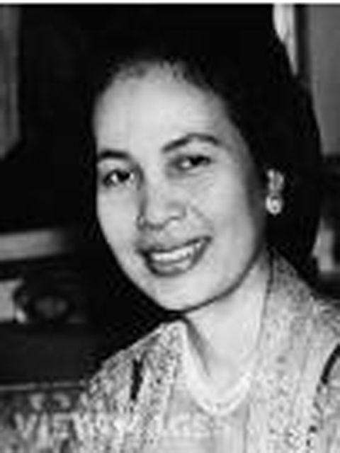 Hartini, Sukarno 4th Wife