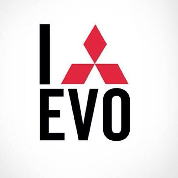 I Love Mitsubishi Lancer Evolution