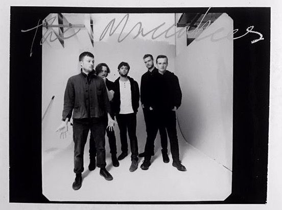 The Maccabees by Charlie Cummings