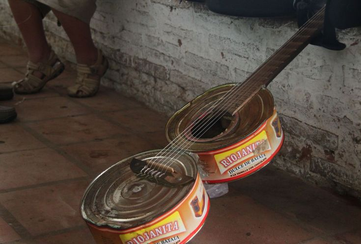 45 best images about instrumentos reciclados on pinterest homemade manualidades and pets - Instrumentos musicales leganes ...