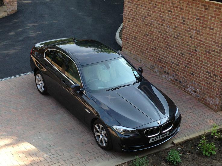 BMW 520d F10 (cir 2013)
