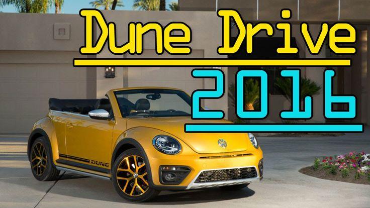 ►2016 Yellow Volkswagen Beetle Dune Drive Six Speed Automatic