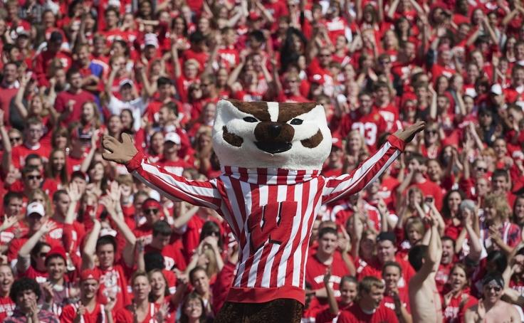 Wisconsin Badgers #kendrascott #teamKS