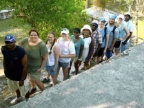 Pitt Community College Students Study in Belize
