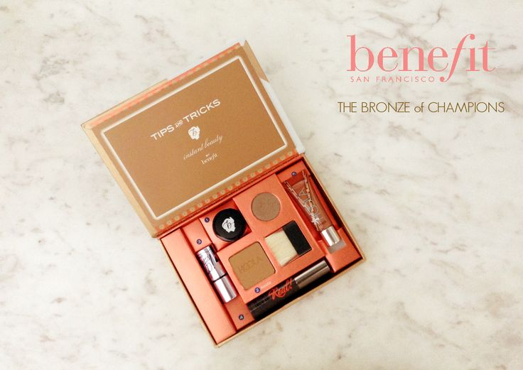 Resenha Kit Benefit The Bronze of Champions | New in Makeup
