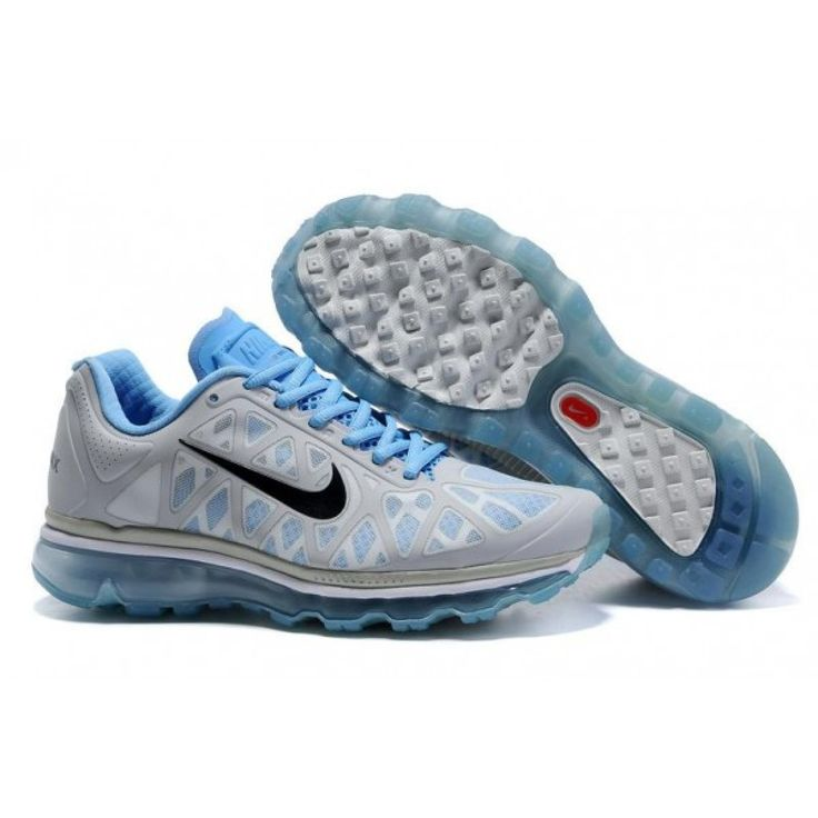Find Women Nike Air Max 2011 Pure Platinum Black University Blue Cheap To  Buy online or in Pumaslides. Shop Top Brands and the latest styles Women Nike  Air ...