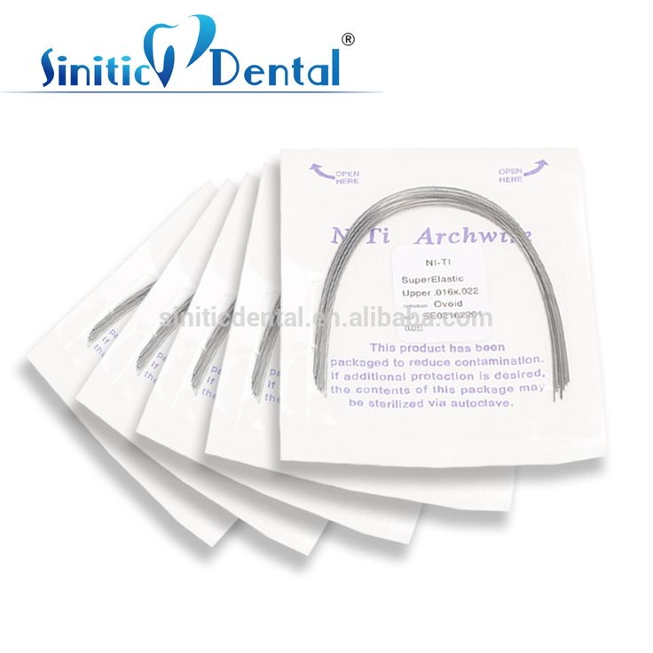 Check out this product on Alibaba.com APP Sinitic Dental orthodontic treatment nitinol wire price lower for dentist