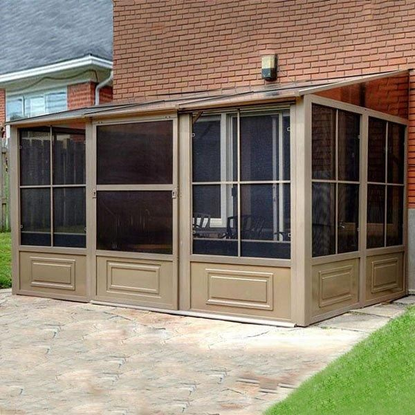 Elegant Sunroom Kit Prices Lowes
