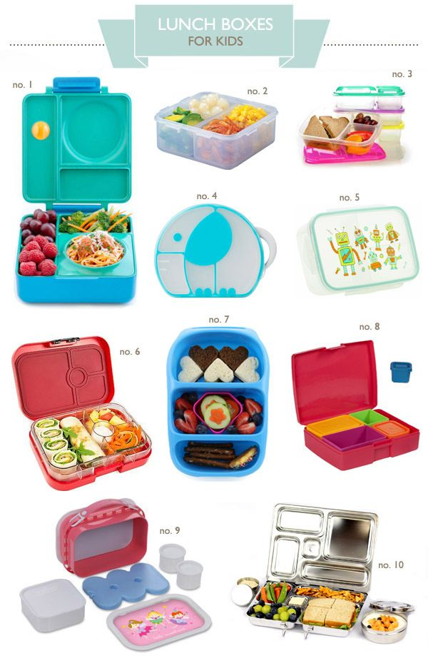 20 Best Lunchboxes for Kids