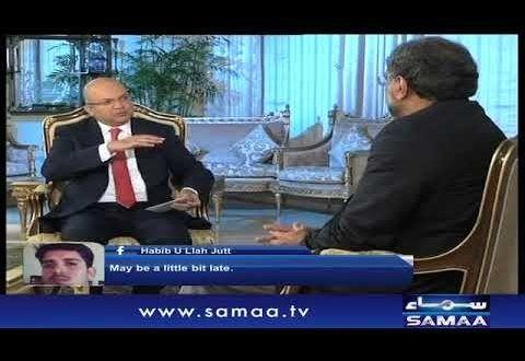 Nadeem Malik Live 27 December 2017