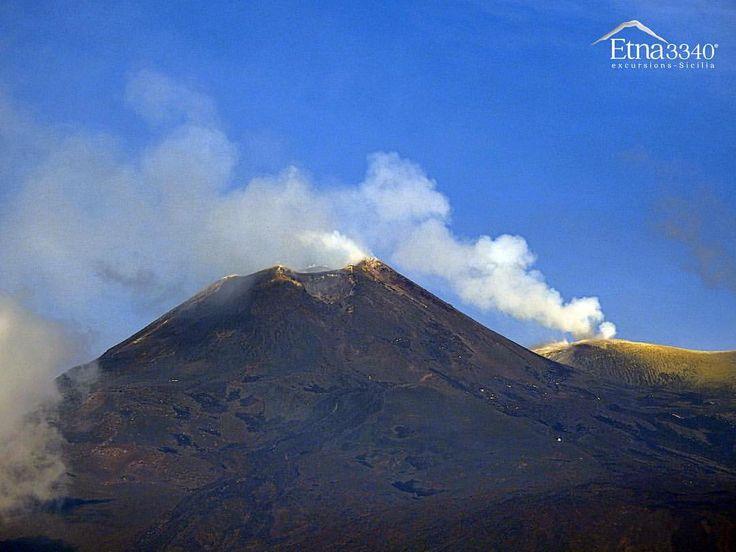 Summit craters.. volcano Etna... 🌋