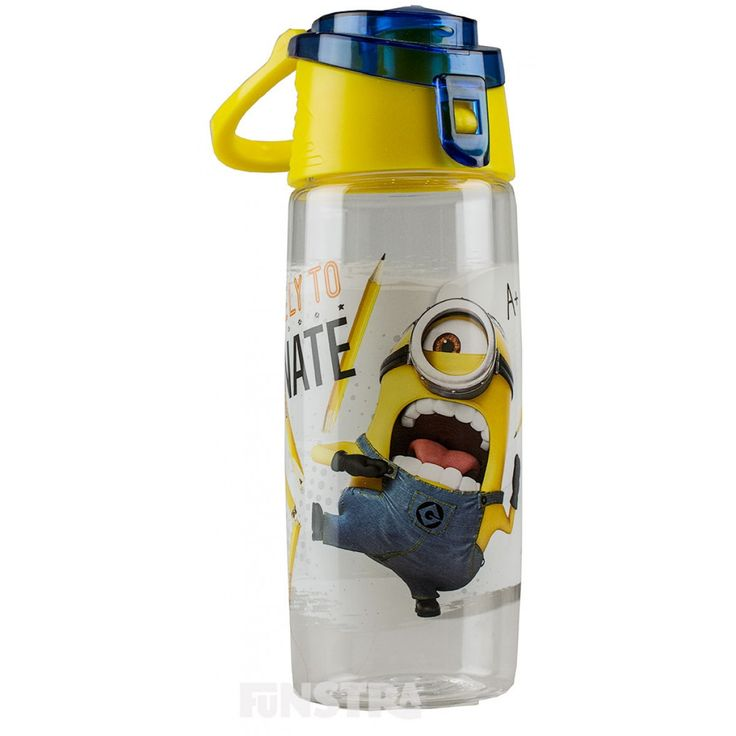 Despicable Me Tritan Hydro Canteen from Funstra Toys
