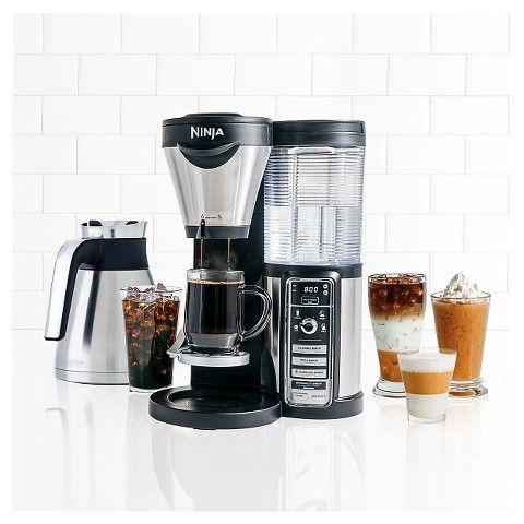 Ninja Coffee Bar™ Coffee Maker with Thermal Carafe. I sooooo want this !