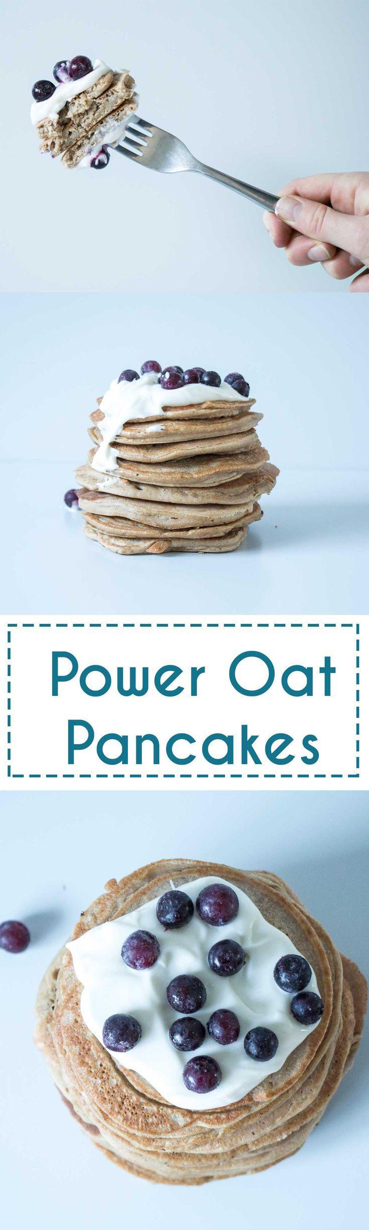 1000+ ideas about Oat Flour Pancakes on Pinterest | Pancakes, Gluten ...