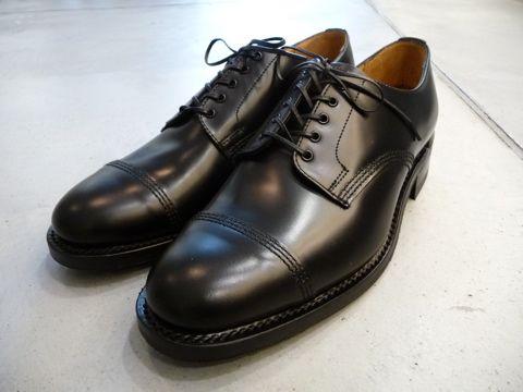 "SANDERS ""MILITARY DERBY SHOE"" http://www.facebook.com/DressShoesandSneaker http://dressshoesandsneakers.tumblr.com/"