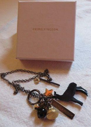 Kup mój przedmiot na #vintedpl http://www.vinted.pl/akcesoria/bizuteria/10416256-bransoletka-animal-kingdom