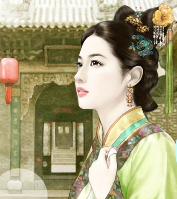 The Shunzhi imperial concubines, Dong E's days jealousy roots, smallpox claimed her life. Almost to become a monk because of her death, the emperor was heartbroken.