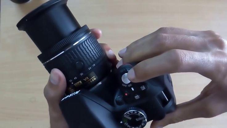 Nikon D3300 DSLR With VR lens   Professional Camera Nikon Price, Specifi...