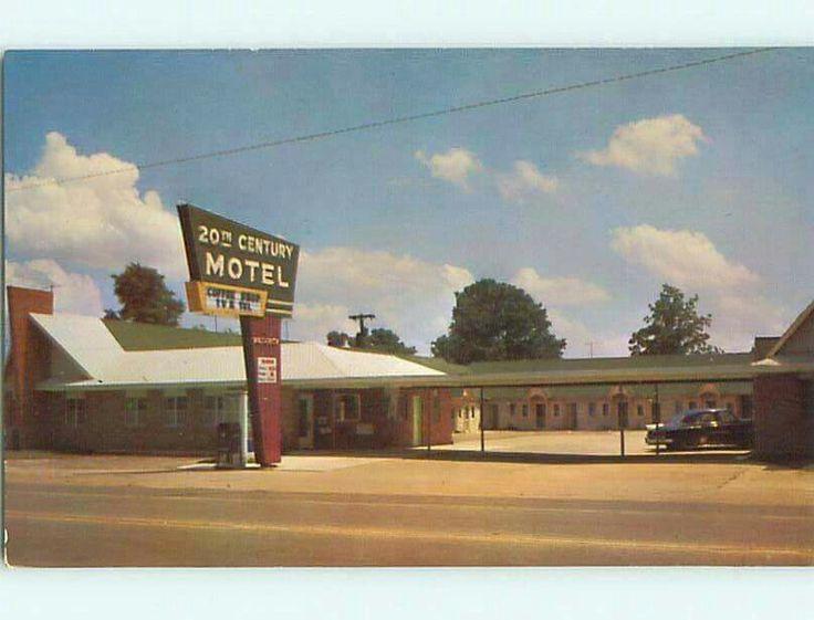 20th Century Motel West Memphis Ar