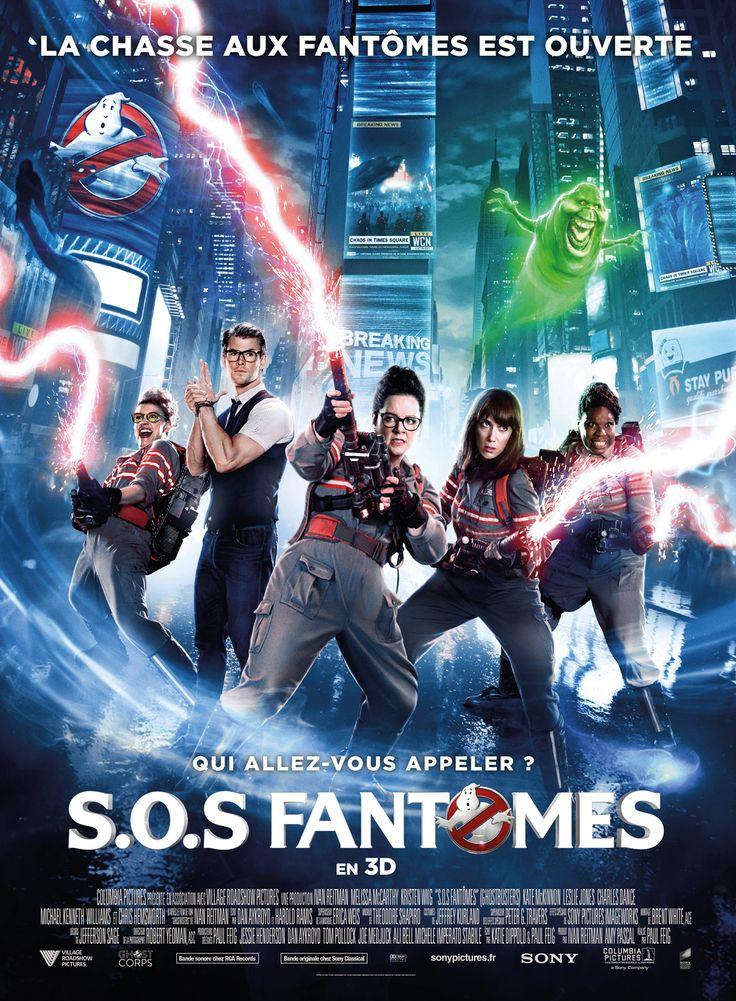 Nouvelle version de la comédie surnaturelle S.O.S Fantômes avec un casting féminin. Les fantômes n'ont qu'à bien se tenir !
