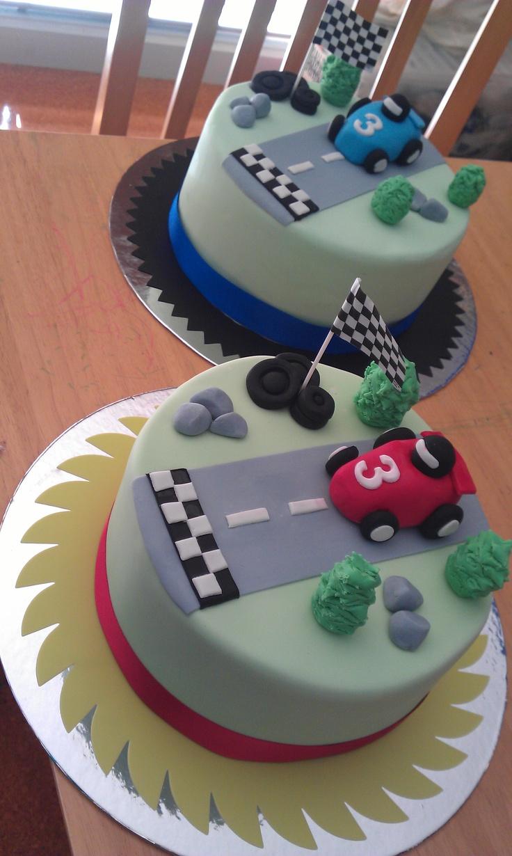 Car Cakes For Boy Birthday : Boy Birthday Cakes Cars images
