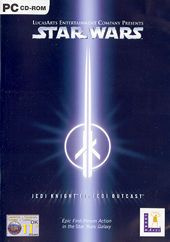 Lucas arts Star Wars Jedi Knight II Outcast PC Star Wars Jedi Knight II Outcast for PC (Barcode EAN = 5030917022159). http://www.comparestoreprices.co.uk//lucas-arts-star-wars-jedi-knight-ii-outcast-pc.asp