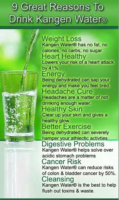 Kangen Water Change your water-Change your life! www.aquamiracles.com