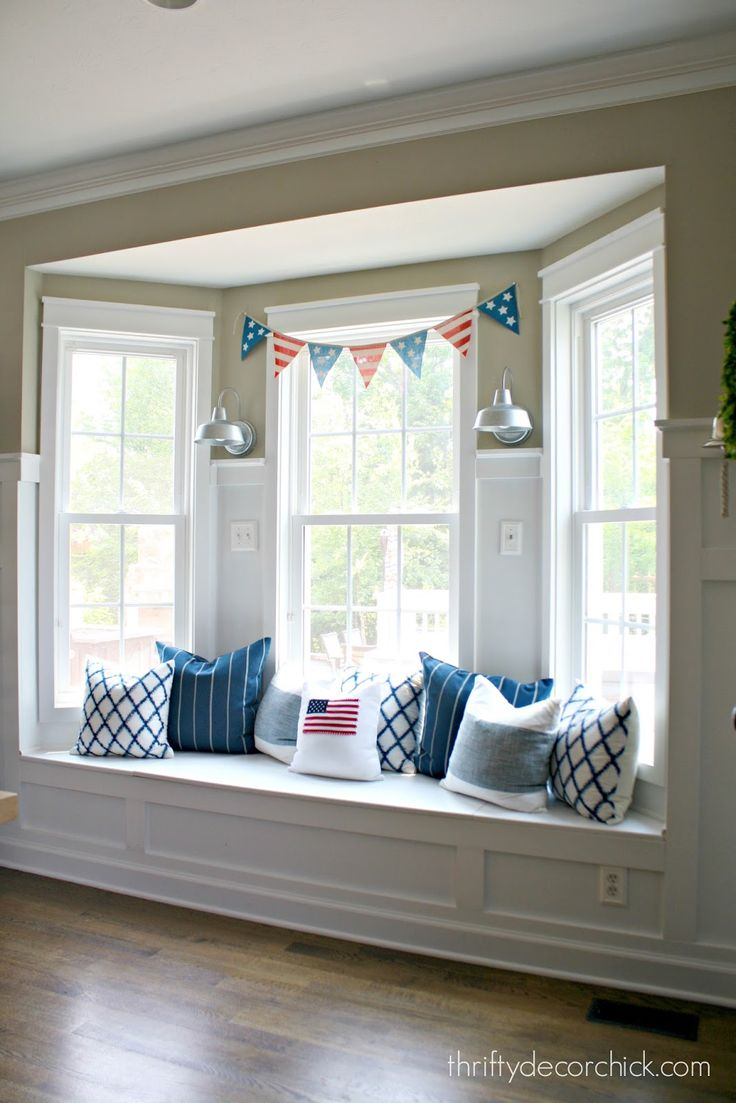 Simple and cute Fourth of July ideas!