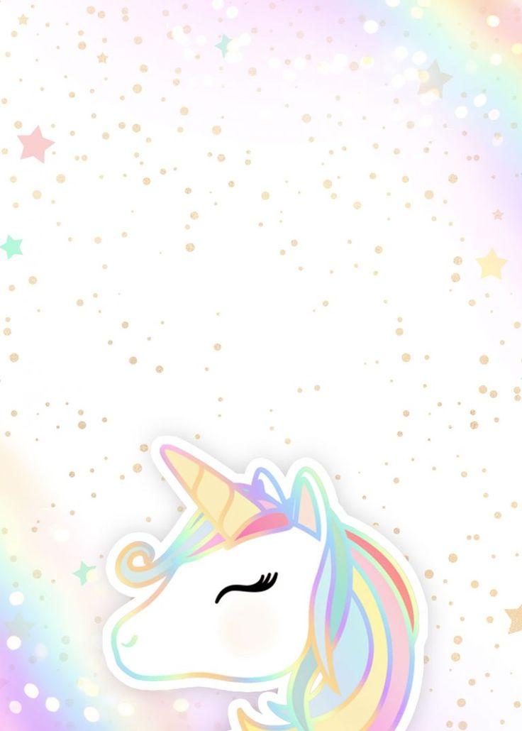 Aquí podrás apreciar imágenes de unicornios, dibujos de unicornios para colorear o pintar y muchos productos de este fantástico ser. Planner 2020 Unicornio contracapa - Fazendo a Nossa Festa