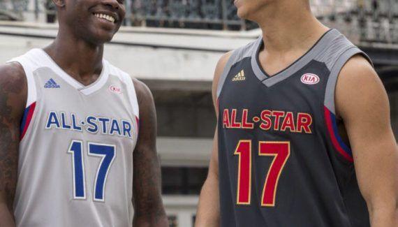 Un premier aperçu des maillots du All-Star Game 2017 -  Initialement prévu à Charlotte puis re-localisé à la Nouvelle Orléans en raison d'une loi discriminatoire adoptée en Caroline du Nord, le All-Star Game 2017 approche à grand pas puisqu'il se… Lire la suite»  http://www.basketusa.com/wp-content/uploads/2017/01/C1aslIVWgAECL-X1-570x325.jpg - Par http://www.78682homes.com/un-premier-apercu-des-m
