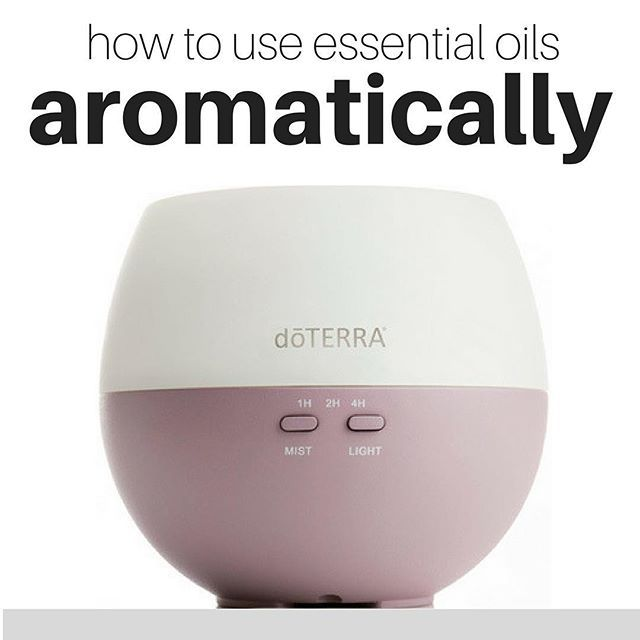 DoTERRA has beautiful diffusers {like this one} & they are super easy to use. This is the Petal Diffuser {I love the name} & all you have to do is: Click the link to find out how to use this beautiful diffuser