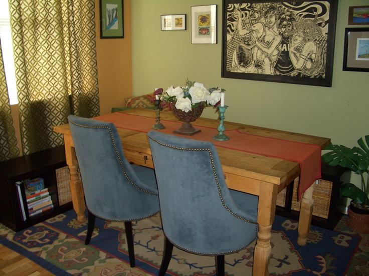 After #8: Dining room makeover