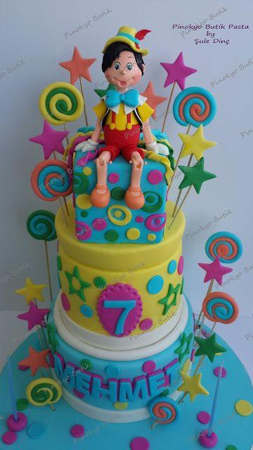 Pinokyo Butik Pasta ve Kurabiye - İzmit: Pinokyo pastası...