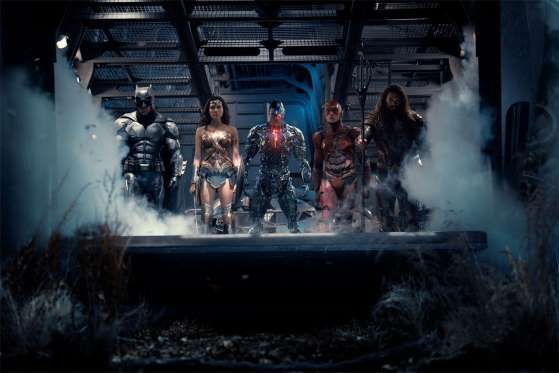 Justice League (November 17) Following the events of Batman v Superman: The Dawn of Justice (2016), Justice League tells the story of how the most powerful DC superheroes join forces to battle a new villain — Steppenwolf.