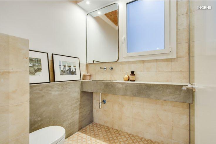 Solución ventana lavabo (con imágenes) | Cuarto de baño