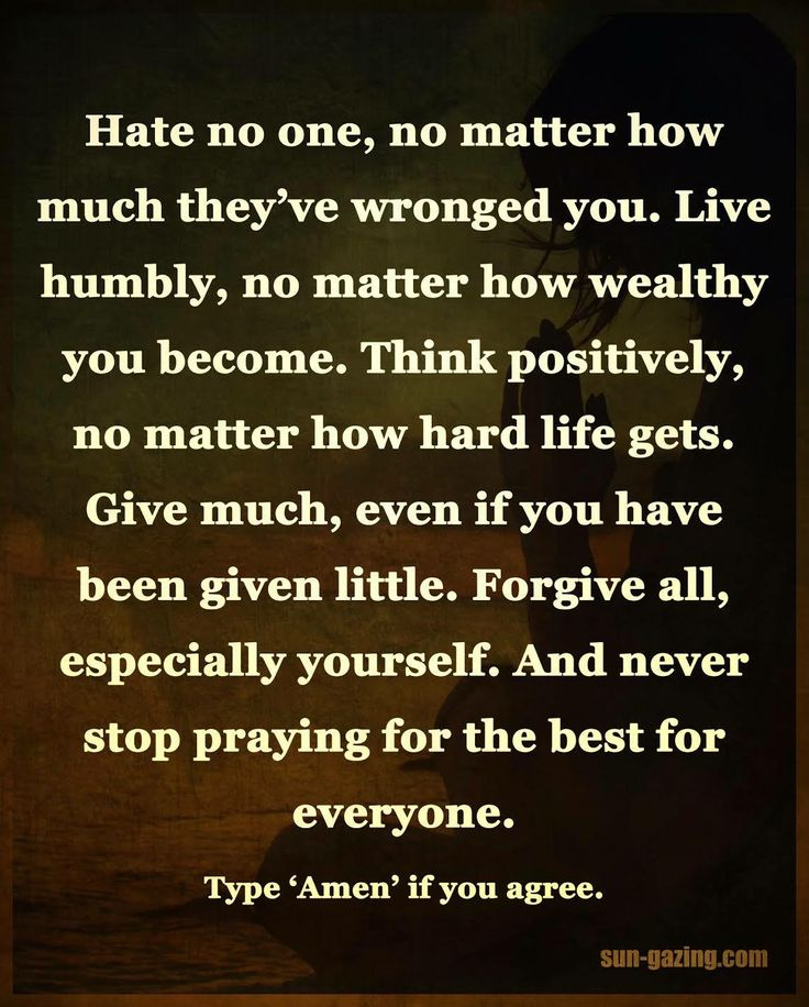 I pray for peace love and kindness #goodheartsalwayswin