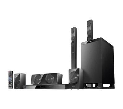 Panasonic SC-BTT490 5.1 Blu-Ray Home Theater System