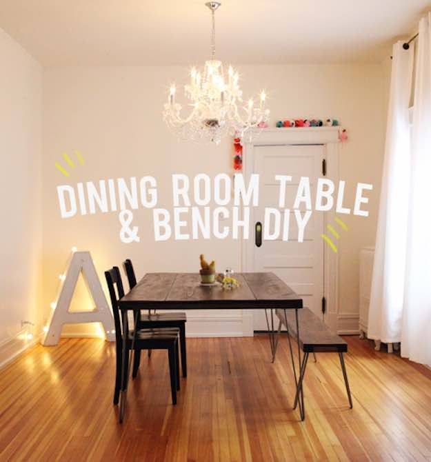 dining table and bench under 200 discount dining room sets make your own with