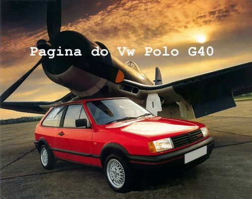 When I lived in Portugal in the 90's I wanted a VW Polo G40. I think this is a 1994 model. I wish these were sold in the U.S.